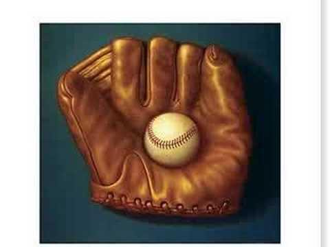 Baseball Vintage Classic Art Posters