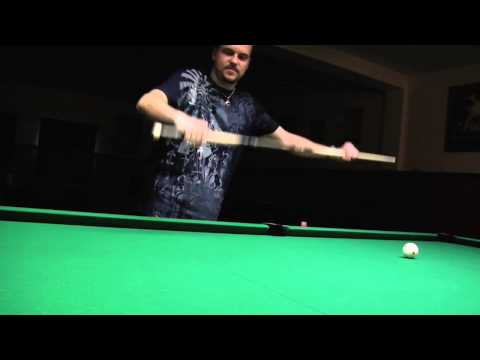 How to Hold a Cue Stick