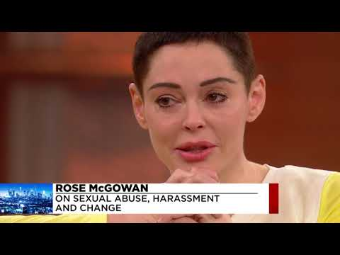Sneak Peek: Rose McGowan Recounts the Moments After Her Alleged Sexual Abuse