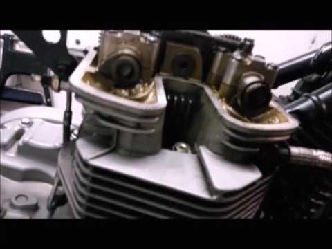 Bonneville America blackout! and valves