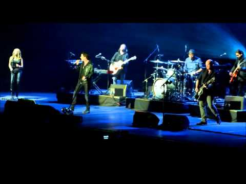 Angel in Blue Jeans-Train live @the O2,London 24th March 2015