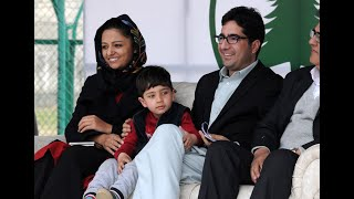Shah Faesal launches his own political party in J&K