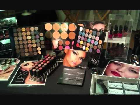 Motives at The Makeup Show NYC 2011