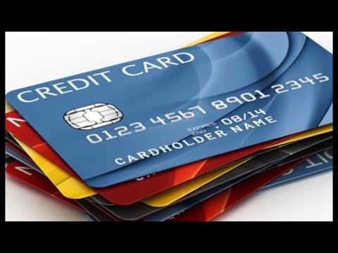 Credit card number that work 2016   YouTube