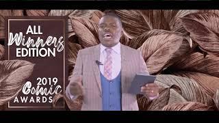 OVERALL COMIC AWARDS 2019 | Comic Pastor
