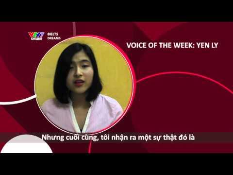 8IELTS I S01E02 | VOICE OF THE WEEK I A DREAM JOB