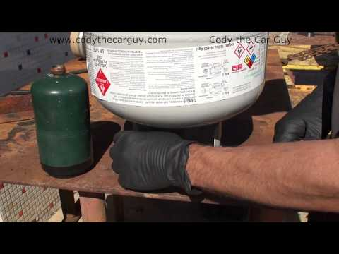 Propane refill adapter simple and easy way to refill your camping tanks