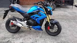 Install Honda Msx125 Grom Sf Mid Fairing Belly Pan Set V2