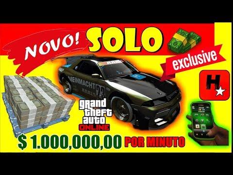 GTA 5 GLITCH DUPLICAR CARRO SOLO (XBOX/PS4/PC)💲EASIEST SOLO MONEY GLITCH (Unlimited Money) GTA V1.43