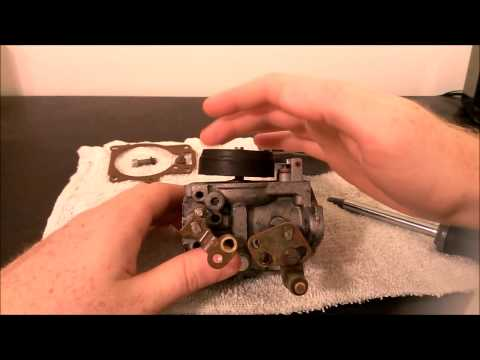 How to Clean and Rebuild a Carb