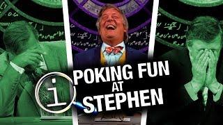 QI | Poking Fun At Stephen