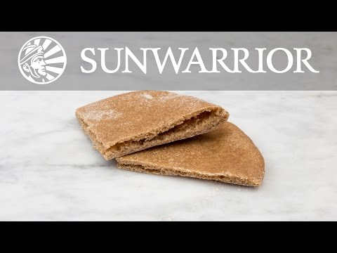 Whole Wheat Pita Bread | Sunwarrior