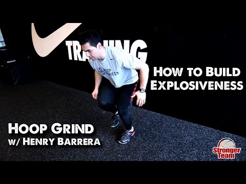 How to Build Explosiveness for Basketball