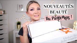 Download Quoi de neuf sur la planète beauté ? Nouveautés makeup, Unboxing et Anti-Haul! Video