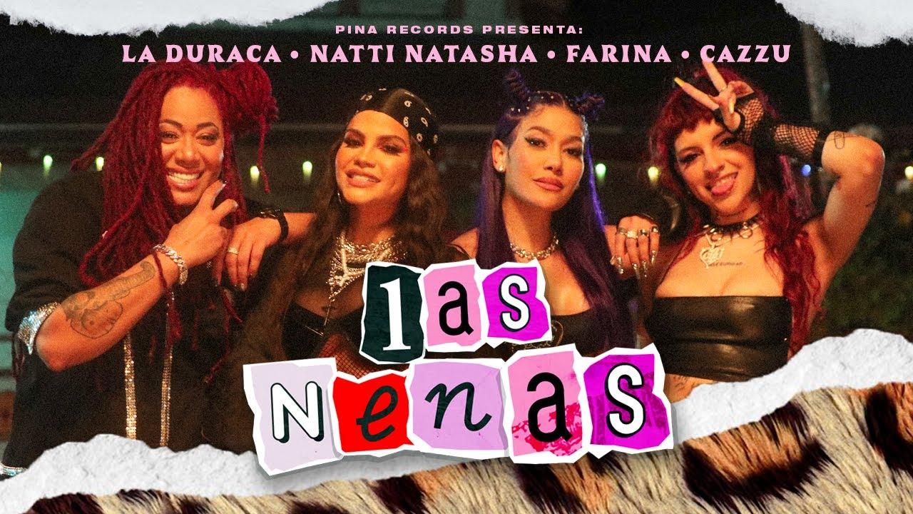Las Nenas (feat. La Duraca) - Natti Natasha