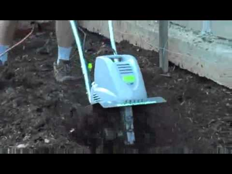 EARTHWISE TC70001 Electric Tiller/Cultivator