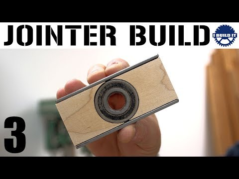 I'm Building A Jointer! - Bearing Blocks