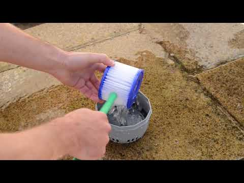 Lay-Z-Spa - How to clean your hot tub filter