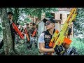 LTT Game Nerf War Warriors SEAL X Nerf Guns Fight Inhuman Group SWAT Justice Guard