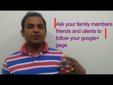 Generate 50 times more Leads using Google+ for Real Estate Business