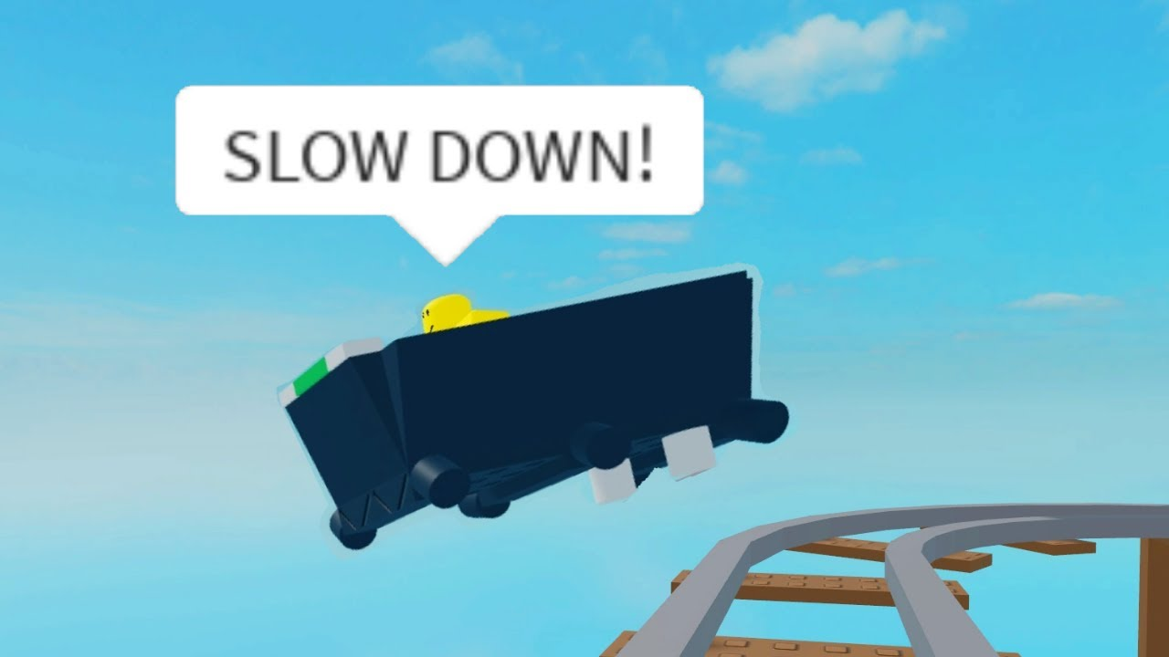 The ROBLOX Cart Ride Experience