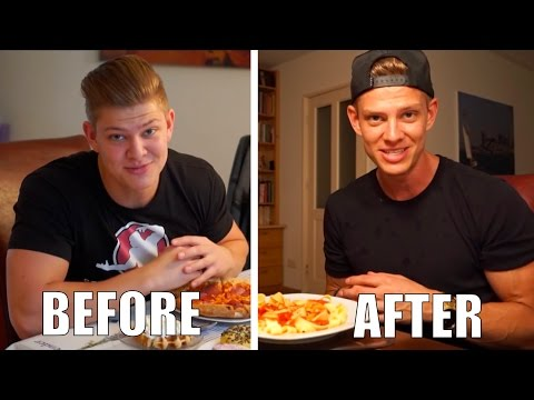 INSANE FACE TRANSFORMATION | 18% to 7% Bodyfat