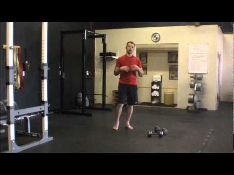 Dumbbell Strength and Cardio Routine for Mountain Biking