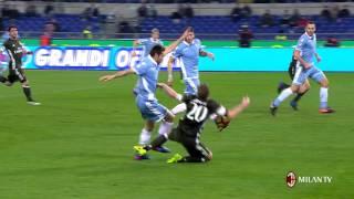 Highlights SS Lazio-AC Milan 13th February 2017 Serie A