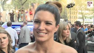 Gina Carano Interview Fast & Furious 6 World Premiere