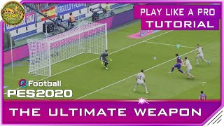 PES 2019 | First Touch when Under Pressure | 4K UHD HDR