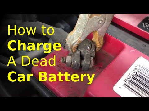 car battery charger (PROVEN method)