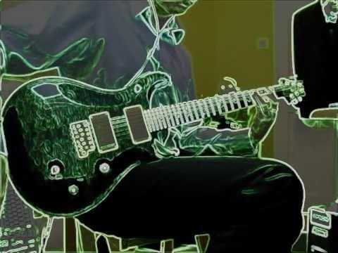 Dune 2 Adrenaline Rush - Metal guitar cover