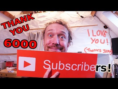 Thank you my lovey subscribers, 6000 reached!!!