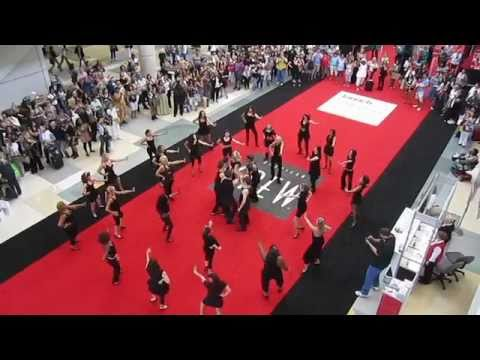 Shellac Flash Mob June 2011 - Official Video
