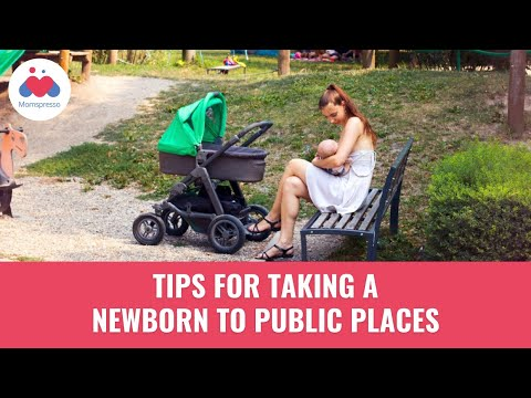 Tips for Taking a Newborn to Public Places | S01 | E04