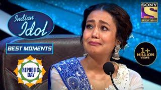 Major Mohit Sharma के कहानी को सुनकर सभी हुए Emotional | Indian Idol Season 12 | Best Moments