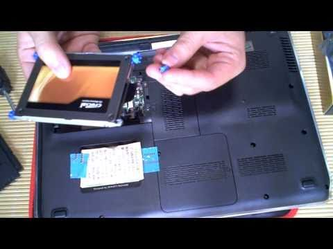 【HDD→SSD】 HP Pavilion dv5 replace to SSD
