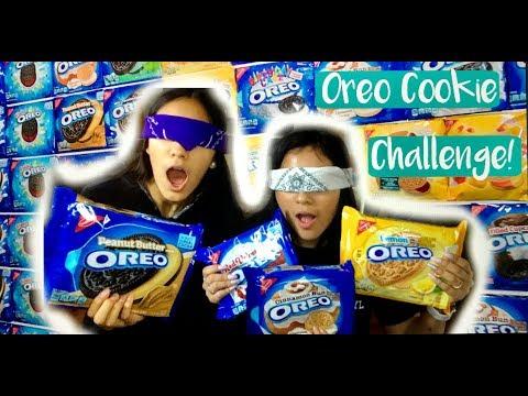 Oreo Cookie Taste Test Challenge!