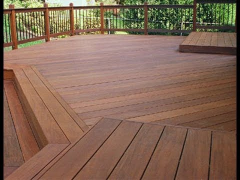 DECK Repair Cloverdale CA, Deck Refinishing, Staining & Cleaning