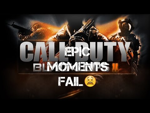 COD Black Opps 2 Epic Moments FAIL!!