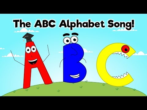 ABC Alphabet Song | Acoustic Children's Abc Song