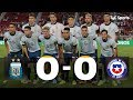 Argentina Vs Chile Amistoso 2019 RESUMEN