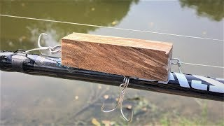 Download Will Fish Eat a Block of Wood? Video
