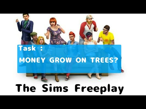 The Sims Free play : Make double shot of coffee