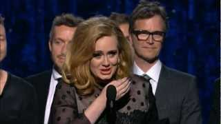 Adele Funny Moments 2012/2013