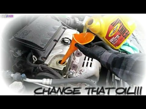 WHY YOUR VEHICHLE NEEDS AN OIL CHANGE