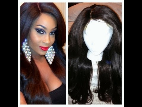DIY!: How to make a full u-part wig!