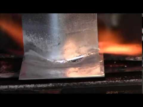 Cómo unir placas de acero inoxidable aluminizado con la Super Aleación 5