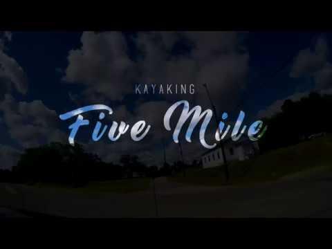 Kayaking - Five Mile - GoPro H4B - Birmingham, Alabama 4k