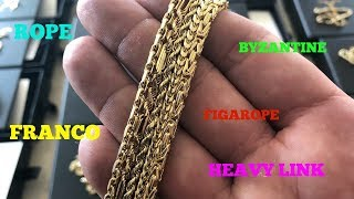 3MM Chain COMPARISON!